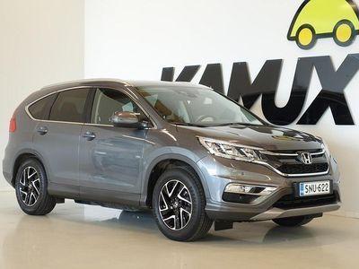 käytetty Honda CR-V 1,6 Diesel Elegance Plus 2WD VETOKOUKULLA !