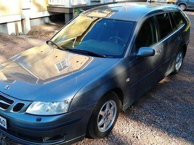 käytetty Saab 9-3 2007