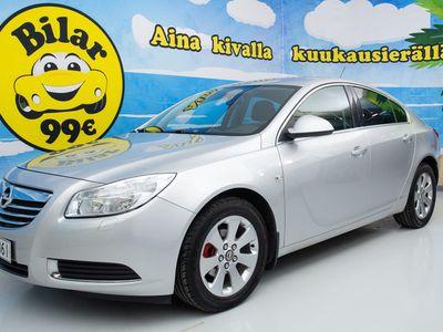 käytetty Opel Insignia 4-ov Edition 2,0 CDTi Ecotec 81kW/110hv M6 BL