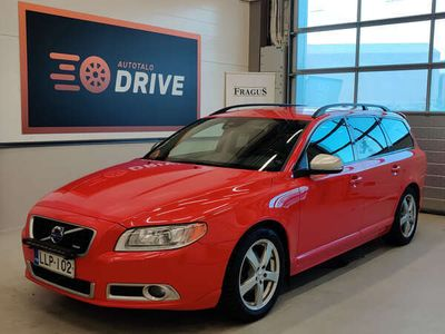 käytetty Volvo V70 R-Design Business *ARDIC*AKTIIVI XENON*KOUKKU*