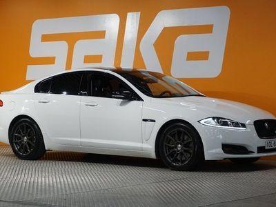 käytetty Jaguar XF 3,0 V6 Td S 275 HP ** MERIDIAN / Nahat / Navi **