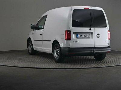 käytetty VW Caddy umpipa 2,0 TDI 55kW PRO -Webasto, Koukku-