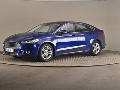 käytetty Ford Mondeo 2,0 TDCi 150hv Titanium Bsn 5D AWD- Neliveto hyvillä varusteilla-