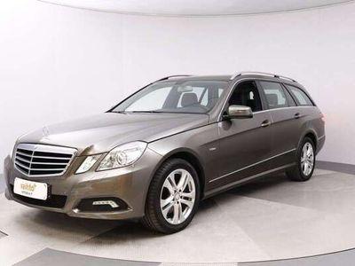 käytetty Mercedes E250 CGI BE T Avantgarde A Webasto / Bi-Xenon /
