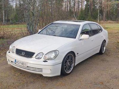 käytetty Lexus GS300 3.0 1998