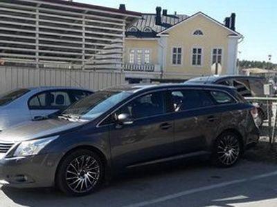 käytetty Toyota Avensis 1.6 vvt-i wagon