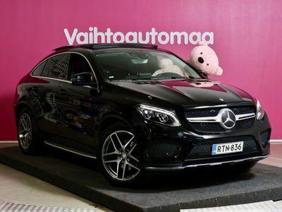 käytetty Mercedes GLE350 GLEd 4MATIC AMG STYLING #HYVÄT VARUSTEET! #KATSO TÄMÄ