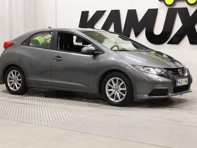 käytetty Honda Civic 5D 1,8i Comfort // Suomi-auto // Lohkolämmitin sisälämmittimellä // Auto-AC //