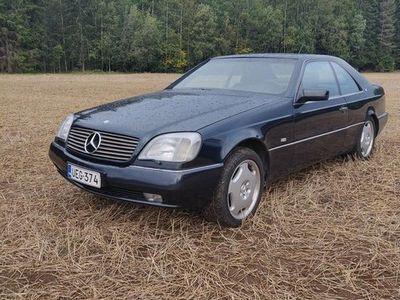 käytetty Mercedes S600 Coube