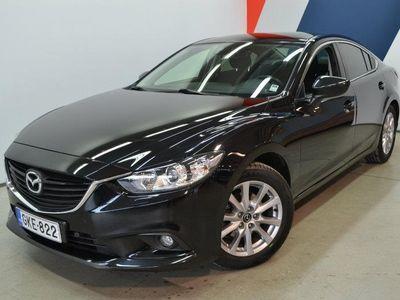 käytetty Mazda 6 2,0 145 SKYACTIV-G Premium 4ov