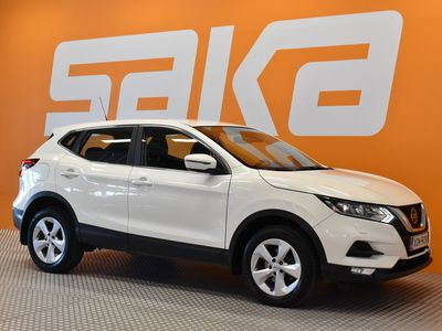käytetty Nissan Qashqai dCi 115 Acenta 2WD 6M/T Safety Pack 1-Om