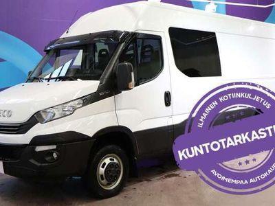 käytetty Iveco Daily KUNTOTARKASTETTU 1+8h 50C18 Kuorma-auto