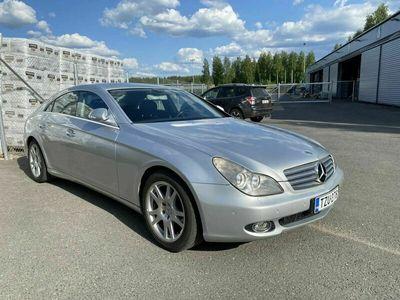 käytetty Mercedes CLS320 CLSCDI Sedan