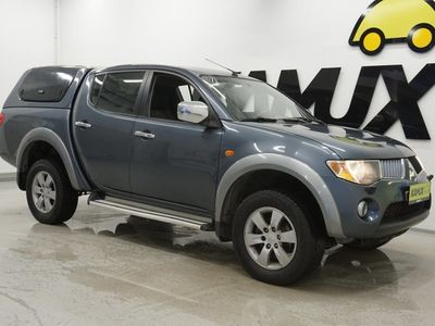 käytetty Mitsubishi L200 Double Cab Intense Magnum AT /