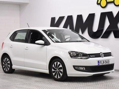 käytetty VW Polo BLUEMOTION 1,0 TSI 70 kW (95 hv) / 1.Omistajalta! / Lohko / Cruise