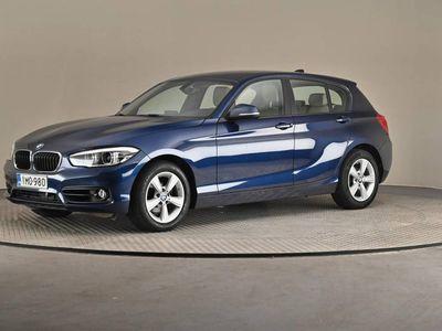 käytetty BMW 118 1 Serie F20 Hatchback d A Bsn Sport (MY16) -Sporttinahat, HiFi-