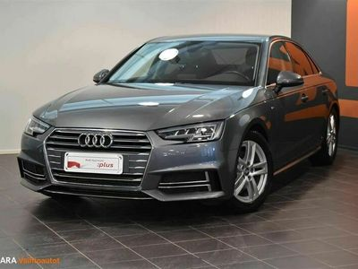 käytetty Audi A4 Sedan Business Sport Comfort S line Edition 2.0 TFSI 140kW S tronic