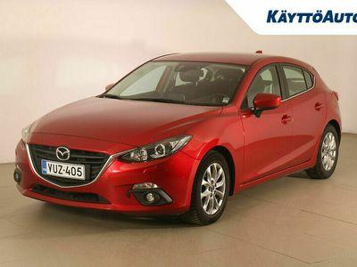 käytetty Mazda 3 5HB 2,0 (120) SKYACTIV-G Premium 6AT 5ov DH3