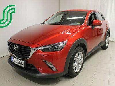 käytetty Mazda CX-3 2,0 (120 hv) SKYACTIV-G Premium Plus 6MT EL3