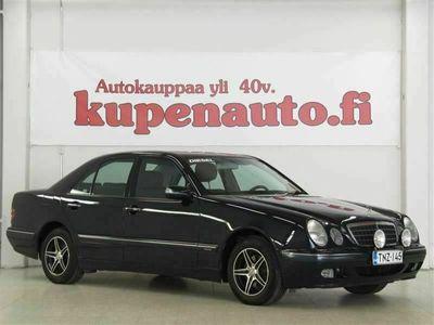 käytetty Mercedes E220 T CDI Elegance