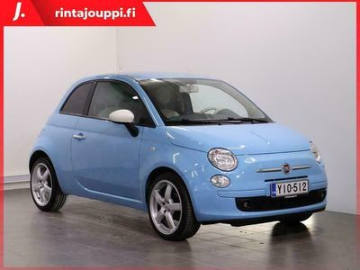 käytetty Fiat 500 Color Therapy 1,2 8v 69 hv Bensiini *** J. autoturva saatavilla, J. kotiintoimitus