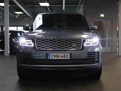 käytetty Land Rover Range Rover P400e Vogue, Matrix Led, Ilmastoidut penkit, 2x Vanteet