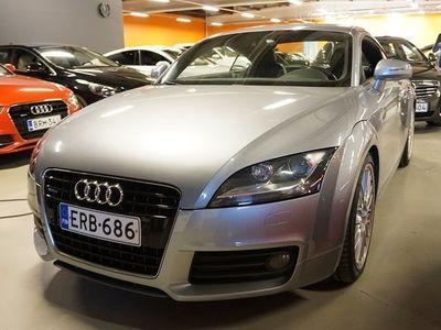 käytetty Audi TT 3.2 V6 QUATTRO S LINE COUPE AUTOMATIC + NAHAT + AC + NAVI. Myös vaihto ja rahoitus. Nyt jopa ilman k