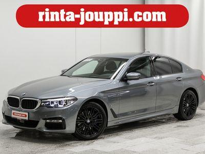 käytetty BMW 530 iPerformance M-Sport - Black Friday tarjous: Rinta-Jouppi Turva 0€ tähän autoon*