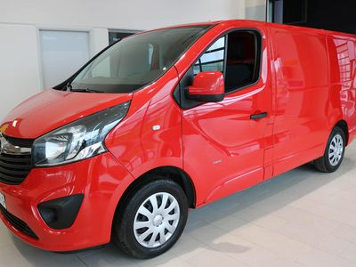 käytetty Opel Vivaro Van Edition L1H1 1,6 CDTI Bi Turbo ecoFLEX 92kW MT6 - Siisti alvillinen yksilö! **** LänsiAuto Safe -sopimus hintaan 590e ****