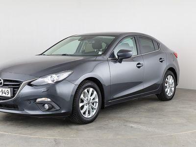 käytetty Mazda 3 Sedan 2.0 SKYACTIV-G Premium Plus (CO2) #Huippuvarusteet!