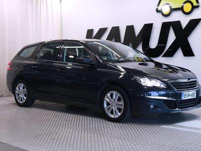 käytetty Peugeot 308 SW Active e-HDi 115 / SUOMI-auto / Panoraama lasikatto / Tutkat /