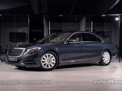 käytetty Mercedes S500 Lang 4.7 V8 335kW - Luxury Collection Automobiles