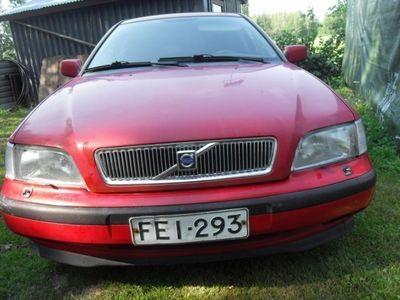 käytetty Volvo S40