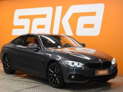 käytetty BMW 430 430 F32 Coupe d A xDrive Business Sport ** Pronavi / Nahkasisusta / Muistipenkit / Hifi / TULOSSA **