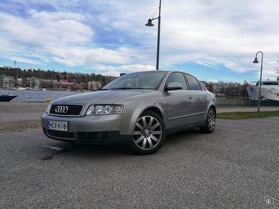 käytetty Audi A4 2.0, 96kW, Bensiini