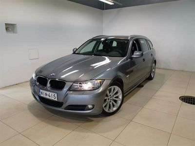 käytetty BMW 320 A xDrive E91 Touring Limited Business Edition Navi,Bi-Xenon,Cruise,Urh.Istuimet,Lohko+sisähaara.