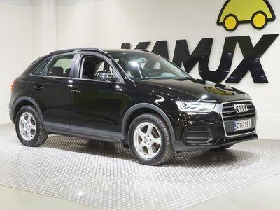 käytetty Audi Q3 Business 2,0 TDI clean diesel 110 kW **QUATTRO, AUTOM. ILMASTOINTI, LOHKO/SISÄLÄMPPÄRI**