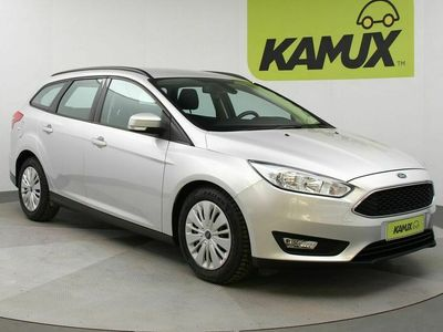 käytetty Ford Focus 1.5 TDCi 120 hv Powershift Trend Wagon // Navigointi / Android Auto / Parkkitutkat //