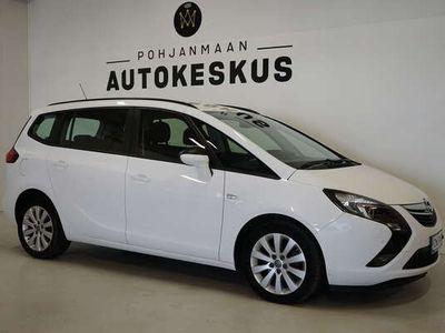 käytetty Opel Zafira Tourer Drive 1,6 XNT Turbo Maakaasu 110kW MT6 - Kotiintoimitus