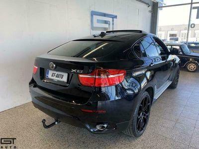 käytetty BMW X6 X6xDrive 35d Steptronic 286hv XENON NAVI NAHAT KATTOLUUKKU HUD WEBASTO SÄHKÖINEN TAKALUUKKU PERUUTUSKAMERA