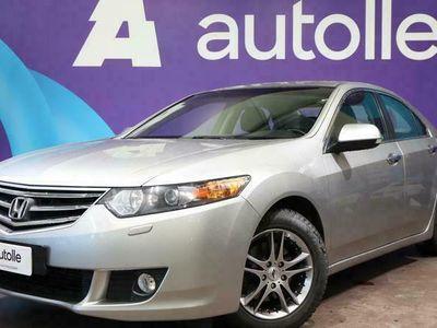 käytetty Honda Accord Accord *UPEA*JUURI KATSASTETTU*2.0 Elegance 4d Tarkastettuna. Rahoituksella. Kotiin toimitettuna!
