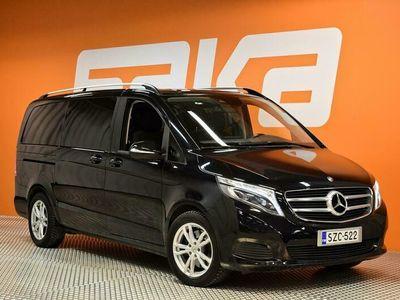käytetty Mercedes V220 CDI keskipitkä A2 A 7-PAIK. ** Webasto / Navi / ILS-LED / P-kamera / Koukku **