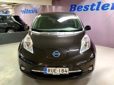 käytetty Nissan Leaf 30 Kw ; Acenta, 6.6 Kw Charger, Vähän ajettu.