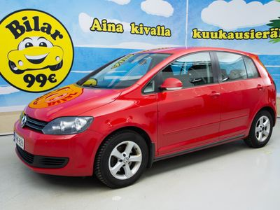 käytetty VW Golf Plus Comfortline 1,6 TDI BlueMotion Technology - *JOULULAHJA KAUPANPÄÄLLE!!*