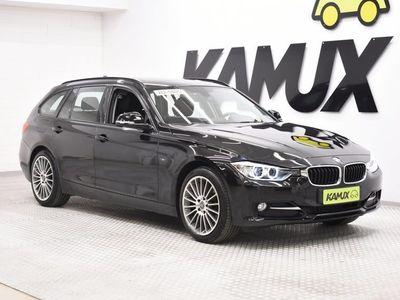 käytetty BMW 318 318 F31 Touring d TwinPower Turbo A Sport Line Edition / Xenon / Sport-penkit / Kattoluukku