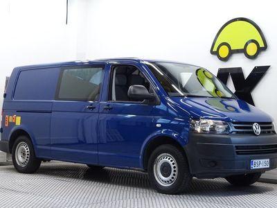 käytetty VW Transporter umpipakettiauto pitkä 2,0TDI 103kW 3200kg BMTechnology /