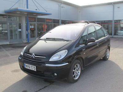 käytetty Citroën Xsara Picasso 1.6i 16v 5d Bensa Juuri katsastettu 3-21