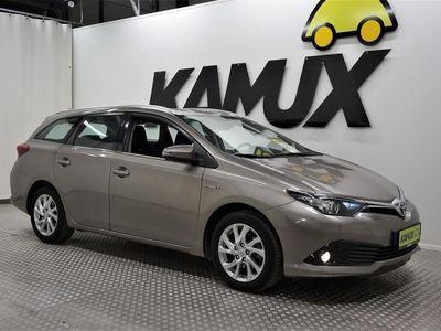 käytetty Toyota Auris Touring Sports 1,8 Hybrid # Facelift! Peruutuskamera, Vakkari #