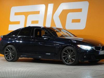 käytetty BMW 420 Gran Coupé F36 420d A xDrive ** Prof. Navi / HiFi / Tutkat / Sporttipenkit **