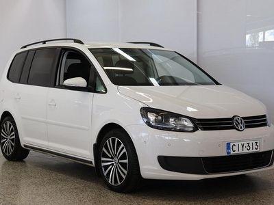 käytetty VW Touran Comfortline 2,0 TDI 103 kW (140 hv) BlueMotion Technology DSG-automaatti 5-p. *WEBASTO*